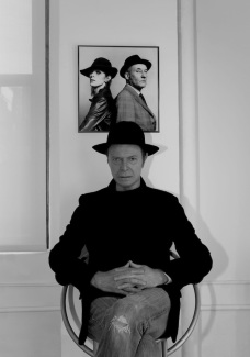 Bowie and Burroughs Back to Back.  Image: Jimmy King