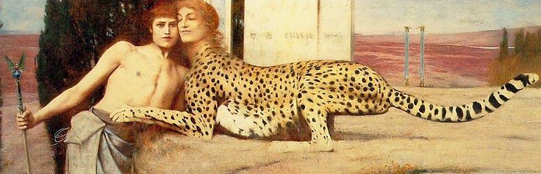 The Caresses, 1896 1ac
